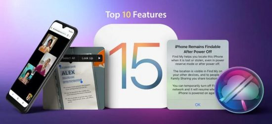 iOS-15-Top-Features
